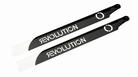 430mm FB 3D Carbon Main Blades by Revolution