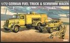 WWII Ground Vehicle set 3 1:72