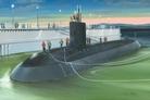 USS Virginia SSN-774 1:350