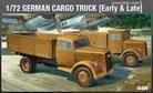 WWII Ground Vehicle set 5 1:72