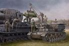 German Pz.Kpfw IV Ausf F Fahrgestell - 1:35