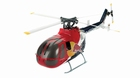 Blade Red Bull BO-105 CB 130 X BNF - BLH3880I