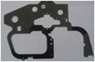 Carbon main frame r-side A50V008