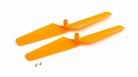 Propeller, Clockwise Rotation, Orange (2): mQX - BLH7524