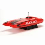 PRO BOAT Blackjack 24-inch Catamaran Brushl: RTR - PRB08007
